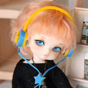 Headphone TDF (Yellow Star)