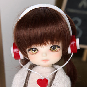 Headphone TDF (White Heart)