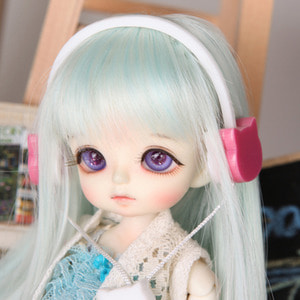 Headphone TDF (Pink Cat)