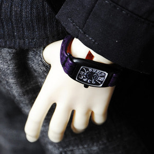 FASHION WATCH (Purple BLACK)