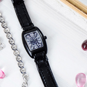 FASHION WATCH (Black BLACK)