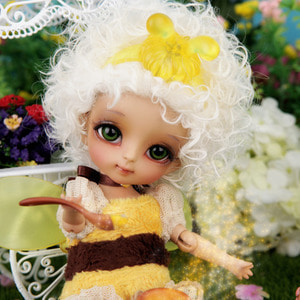 Tiny Delf Fairy HANSEL - Fairy Forest Limited