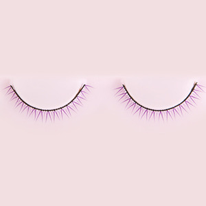 EYELASHES AA (Purple)