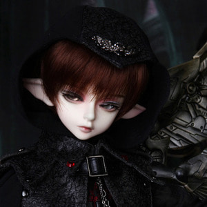 THE YOUTH IN DARK WARRIORS- BORY (Ver.3) - Dark Side Limited