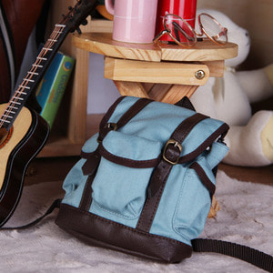 OUT BAG (Light Blue) M