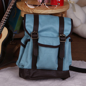 OUT BAG (Light Blue) L