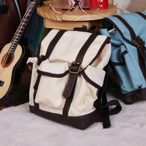 OUT BAG (Cream) L