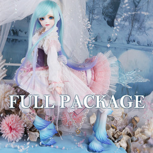 Kid Delf CENTAUR Girl ver Full Package Limited