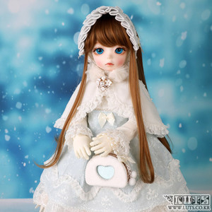 BDF Snow dress set (Blue)