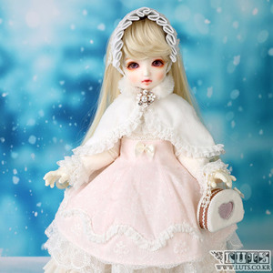 BDF Snow dress set (Pink)