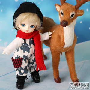 TDF Winter boy set