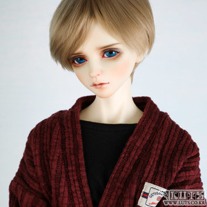 SDF65 Knit cardigan (Wine)