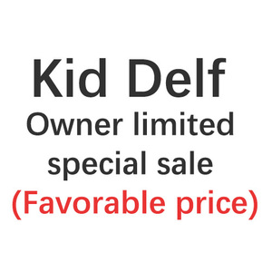 Kid Delf Owner limited special sale-(Favorable price)