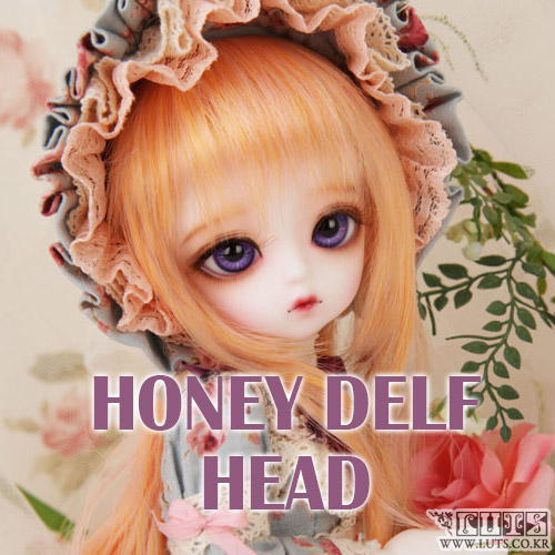 LUTS HONEY DELF HEAD