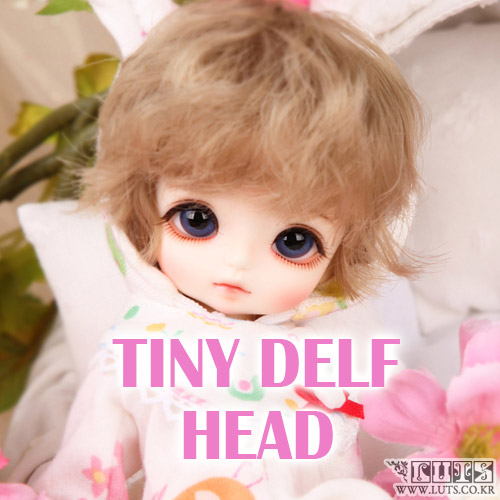 LUTS TINY DELF HEAD