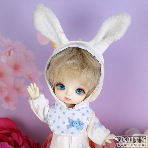 TDF Sleeping Rabbit set (Blue)