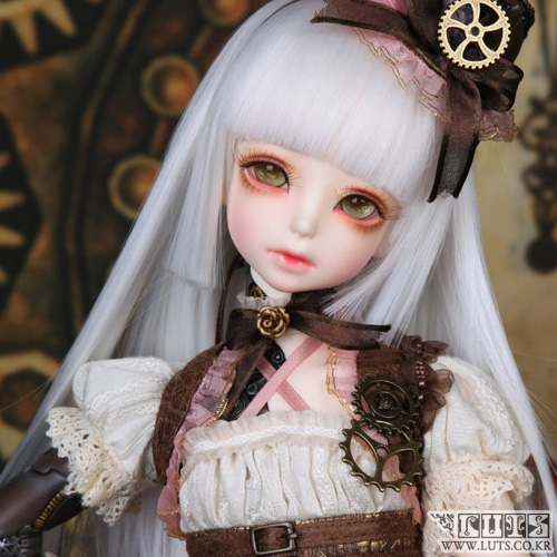 Kid Delf Steel Heart Girl ver. Limited Full Package