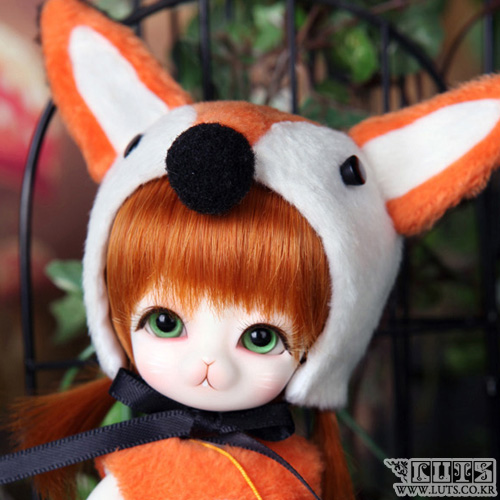 Tiny Zuzu Delf BUNNY Limited - FULL PACKAGE