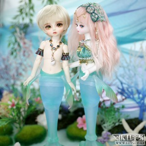 Honey31 Delf MERMAID & MERMAN ver.Blue Limited