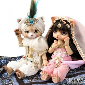Zuzu Delf ALADDIN & PRINCESS Limited