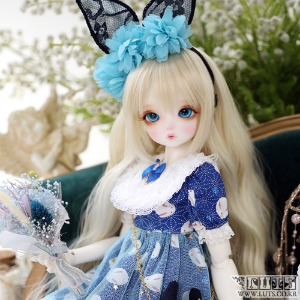 LUTS 19th Anniv. Kid Delf Happiness on $10 Blue Ver. Limited