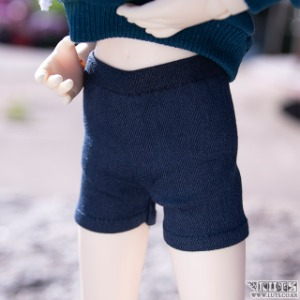 KDF Banding Short Pants (Navy)