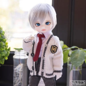 HDF NINE School Boy set (Ivory)