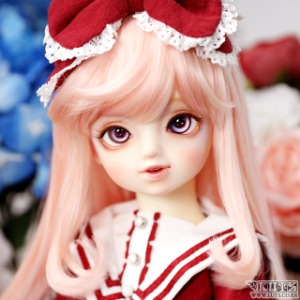 Baby Delf POPPY Head Limited