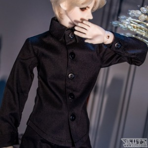 MDF Dandy Shirt (Black)