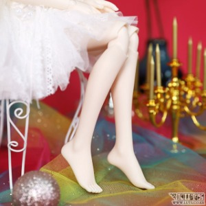 Kid Delf Girl Heel Legs (For Type 6 Lovely body)