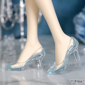 KDF HIGH HEELS Ice Pearl Blue Limited