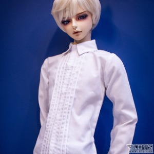 SSDF Pintuck Shirt (White)