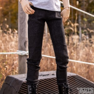 SSDF Simple Pants (Black)