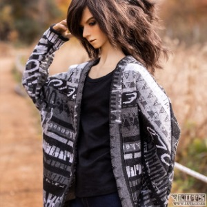 SSDF Bat wing cardigan
