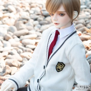 SDF65 Nine School Boy Set (Ivory)