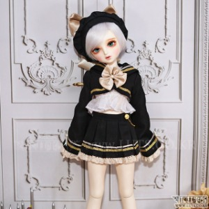 KDF Miracle Sailor Set (Black)
