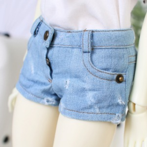 [SDG]GIRL Worn hot pants(Ice jean)