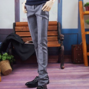 [SDB]Basic slacks pants(Gray)