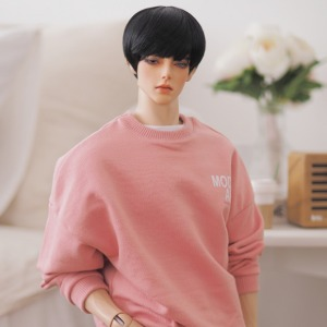 [ID75]Color casual over MTM(Pink)