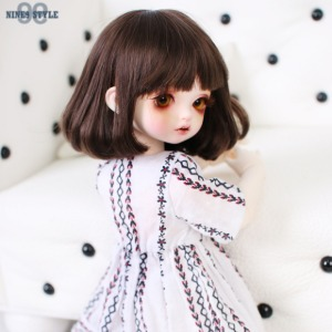 [MSD]Ethnic dress(White)