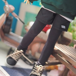 [MSD]Leggings shorts(Black)