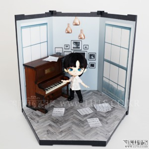 Doll Theater Basic set