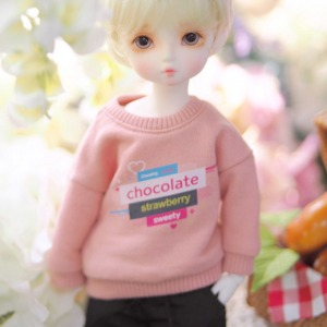 [YoSD]Color casual over MTM(Pink)