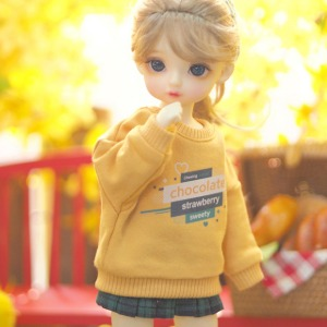 [YoSD]Color casual over MTM(Yellow)