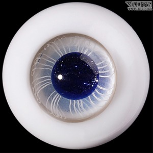 14MM S-GLASS EYES-NO.016