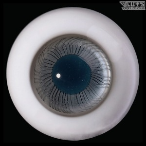 14MM S-GLASS EYES-NO.018