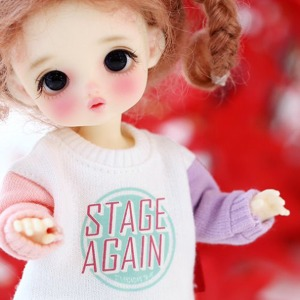 [Child16] 16CM Stage Again MTM-Mint