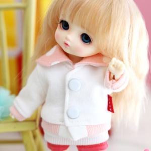 [Child16] Sailor Dot Jumper_Pink