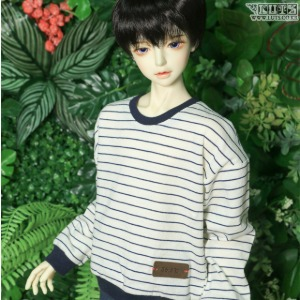 SDF65 Adele Stripes (Ivory)