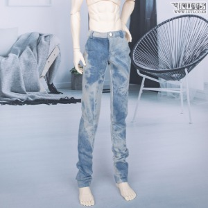 SSDF Ice Washing Jeans